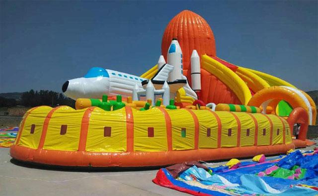 户外组合bwin娱乐app滑梯航天飞机一站式服务性价比高