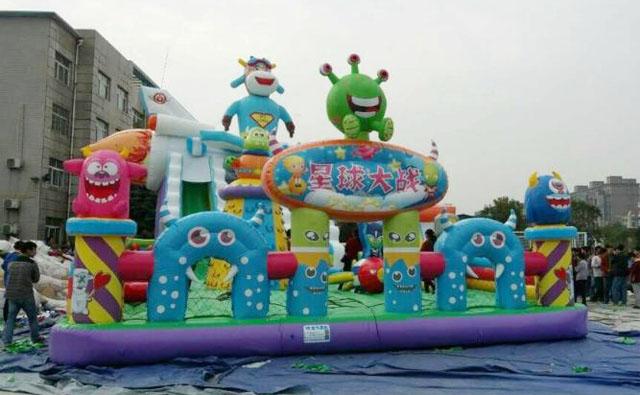 bwin娱乐app儿童城堡厂家