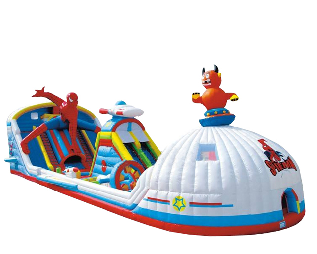 庙会儿童bwin娱乐app滑滑梯