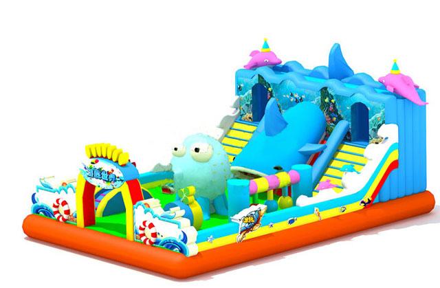 游乐场儿童bwin娱乐app城堡价格图片及常见问题