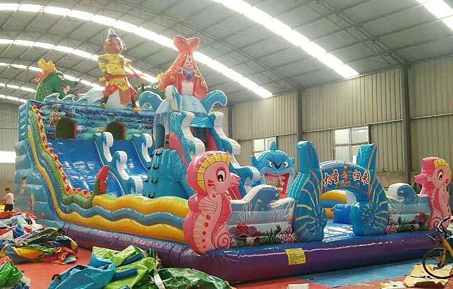 儿童室内bwin娱乐app蹦蹦床图片大全机及价格材料分析